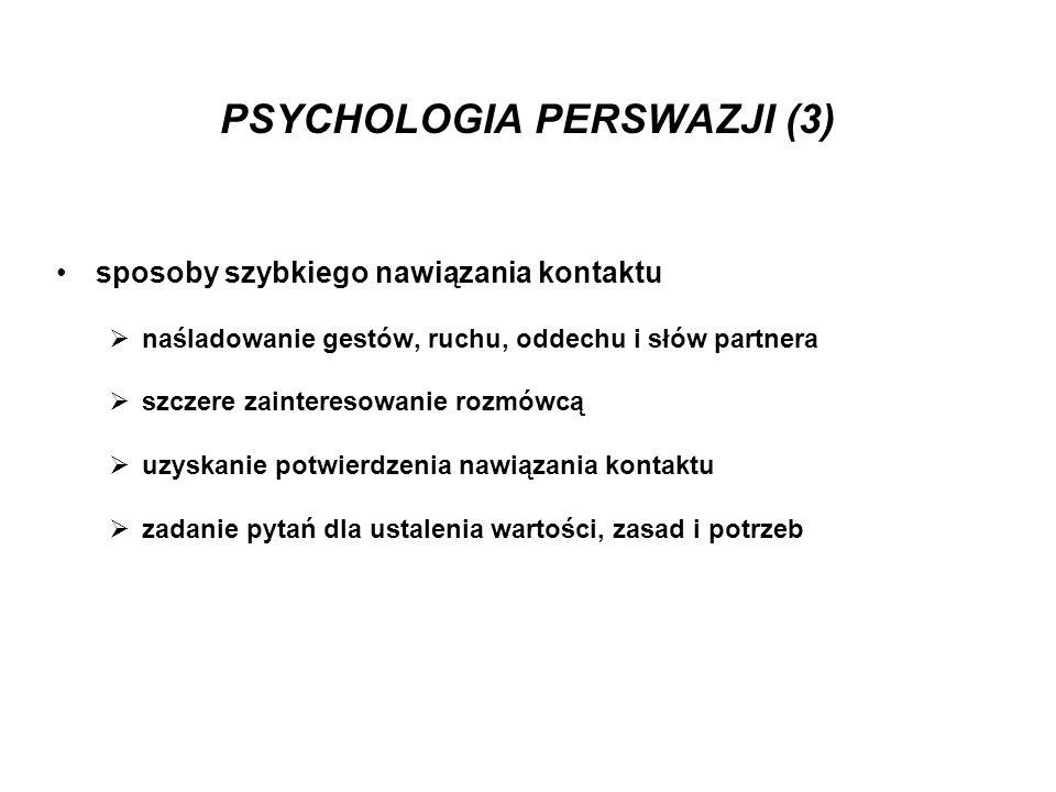 PSYCHOLOGIA PERSWAZJI (3)