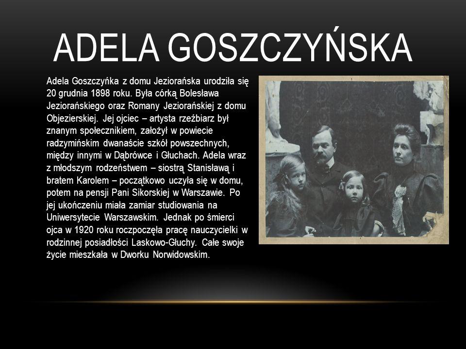 Adela Goszczyńska