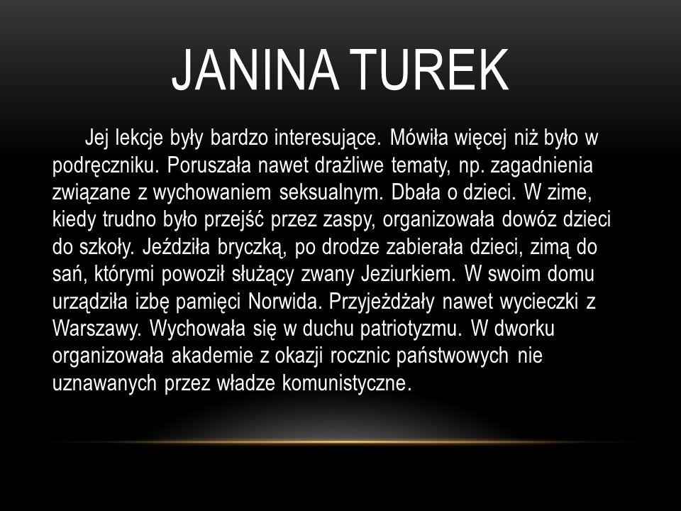 Janina turek
