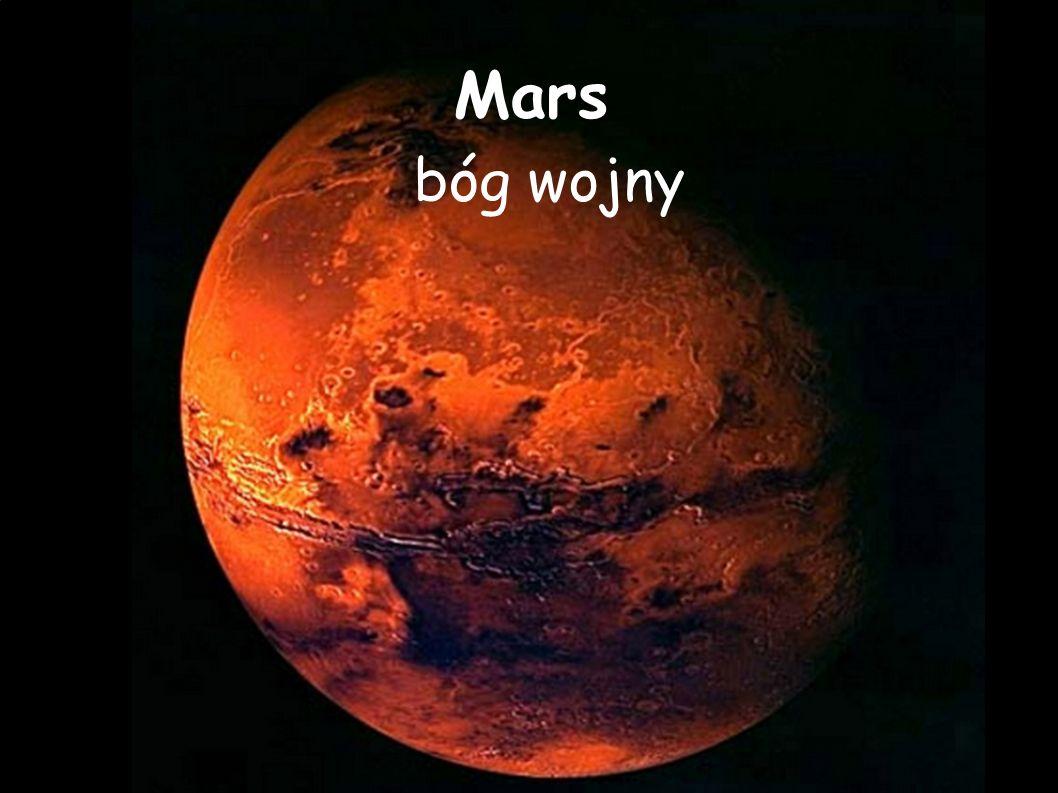 Mars bóg wojny