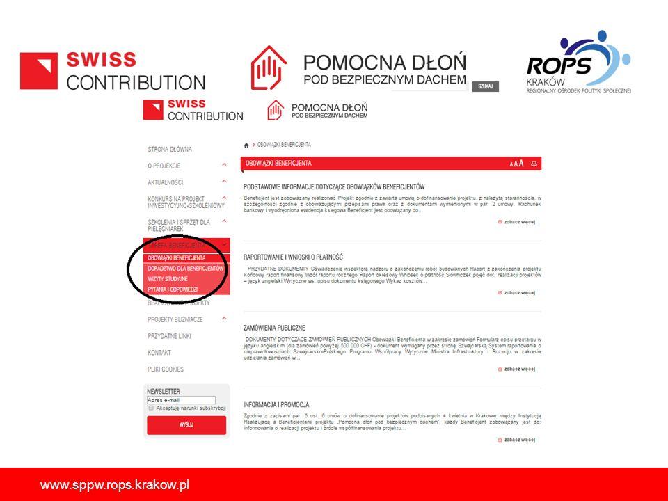 www.sppw.rops.krakow.pl 52