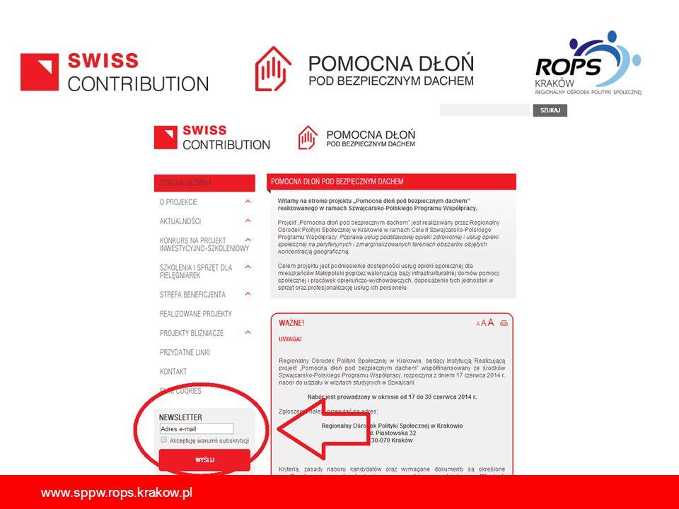 www.sppw.rops.krakow.pl 54