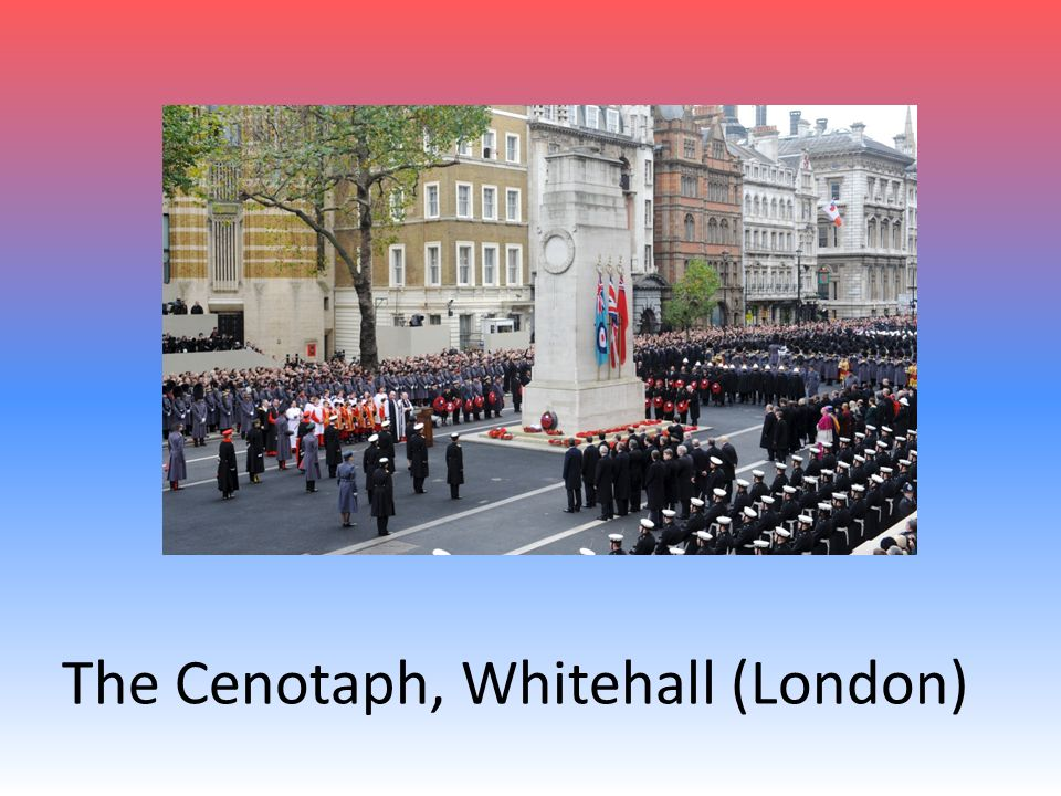 The Cenotaph, Whitehall (London)