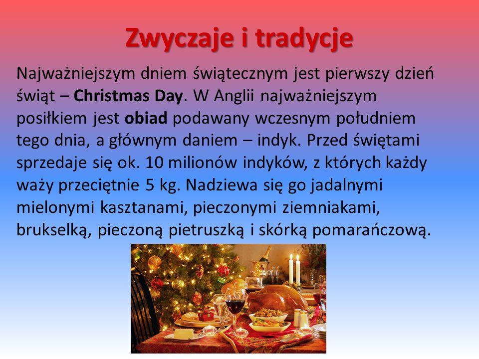 Zwyczaje i tradycje