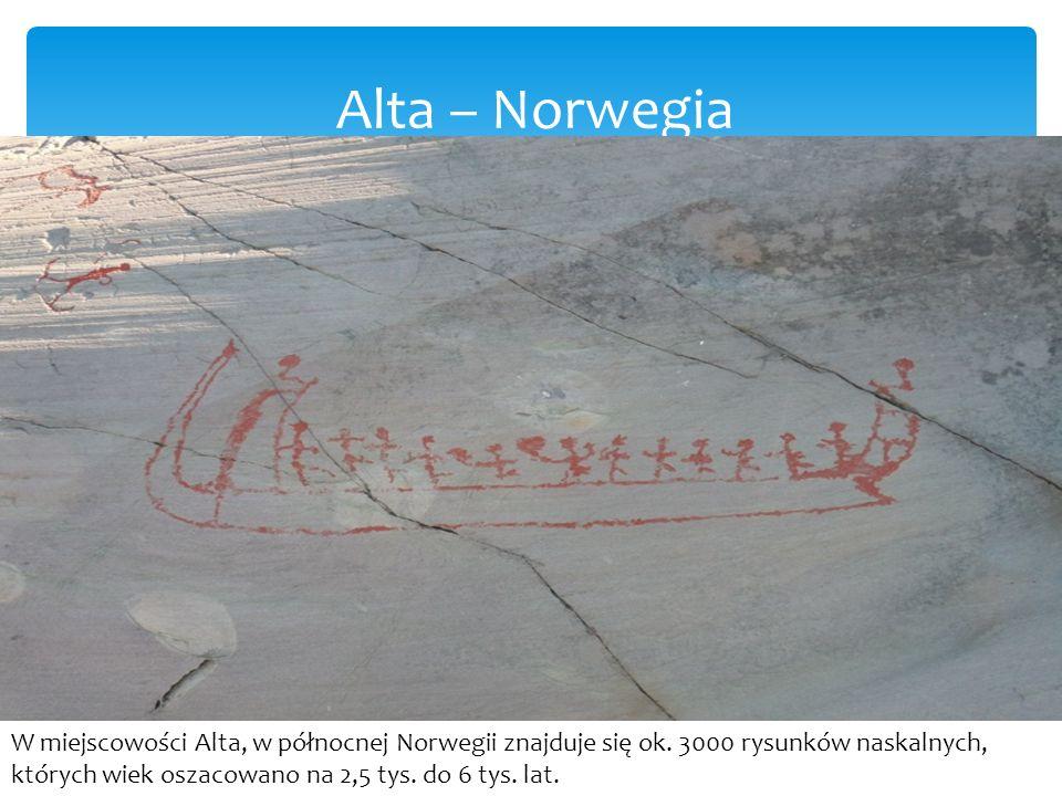 Alta – Norwegia