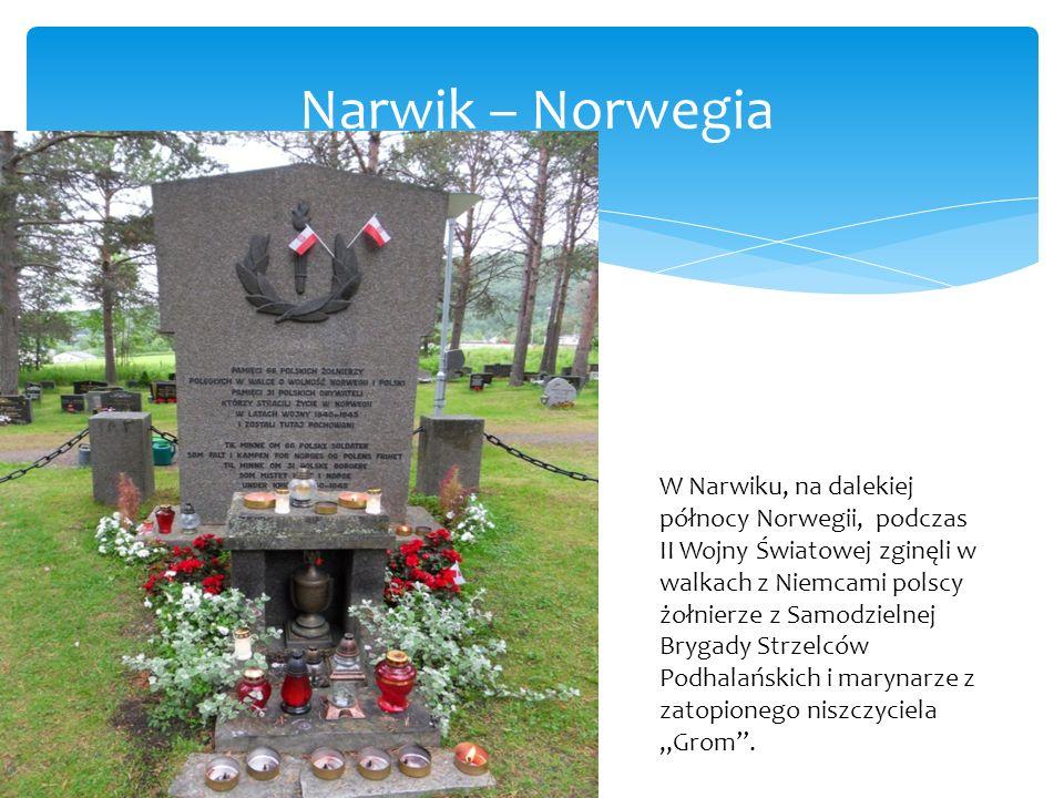 Narwik – Norwegia