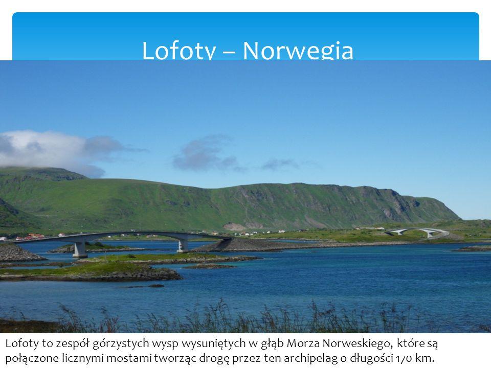 Lofoty – Norwegia