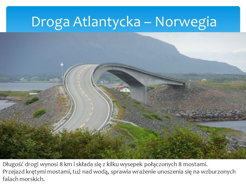 Droga Atlantycka – Norwegia