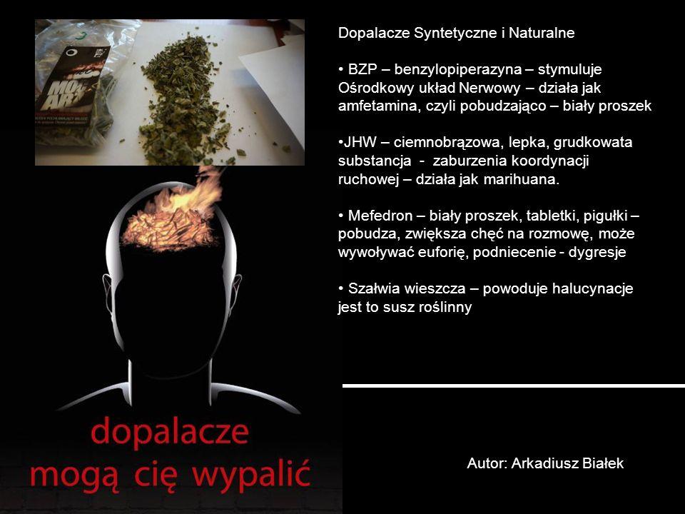 Dopalacze Syntetyczne i Naturalne