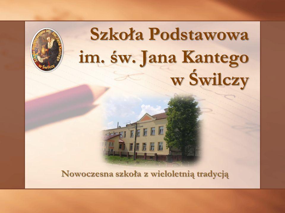 Szkoła Podstawowa im. św. Jana Kantego w Świlczy