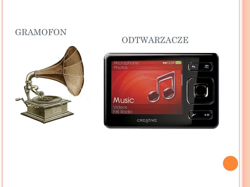 gramofon odtwarzacze