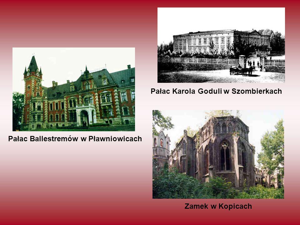Pałac Karola Goduli w Szombierkach