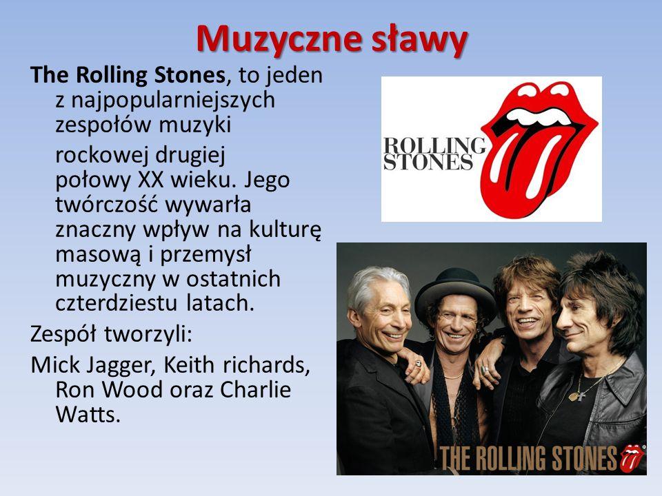 Muzyczne sławy