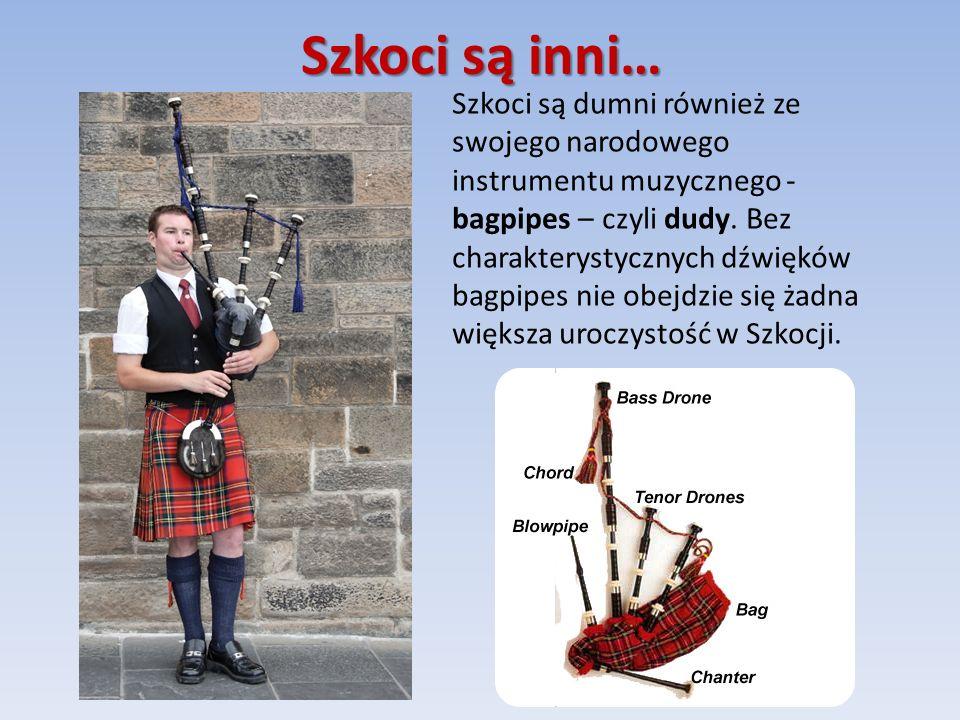 Szkoci są inni…