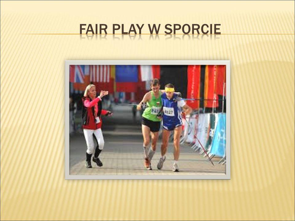 FAIR PLAY W SPORCIE