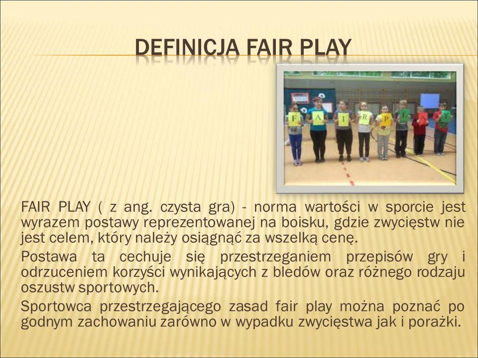 Definicja fair play
