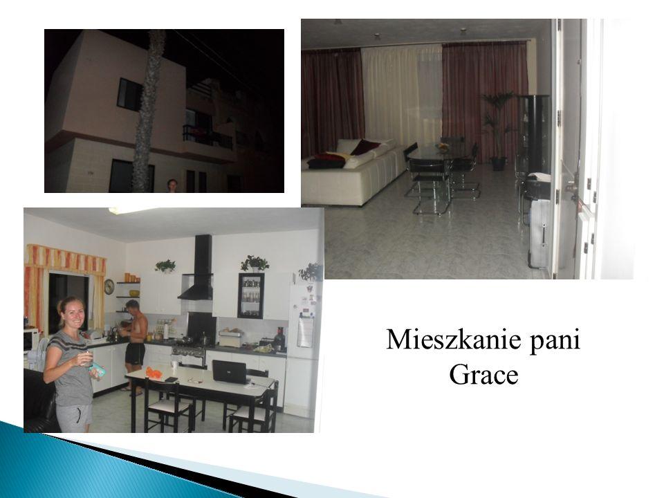 Mieszkanie pani Grace