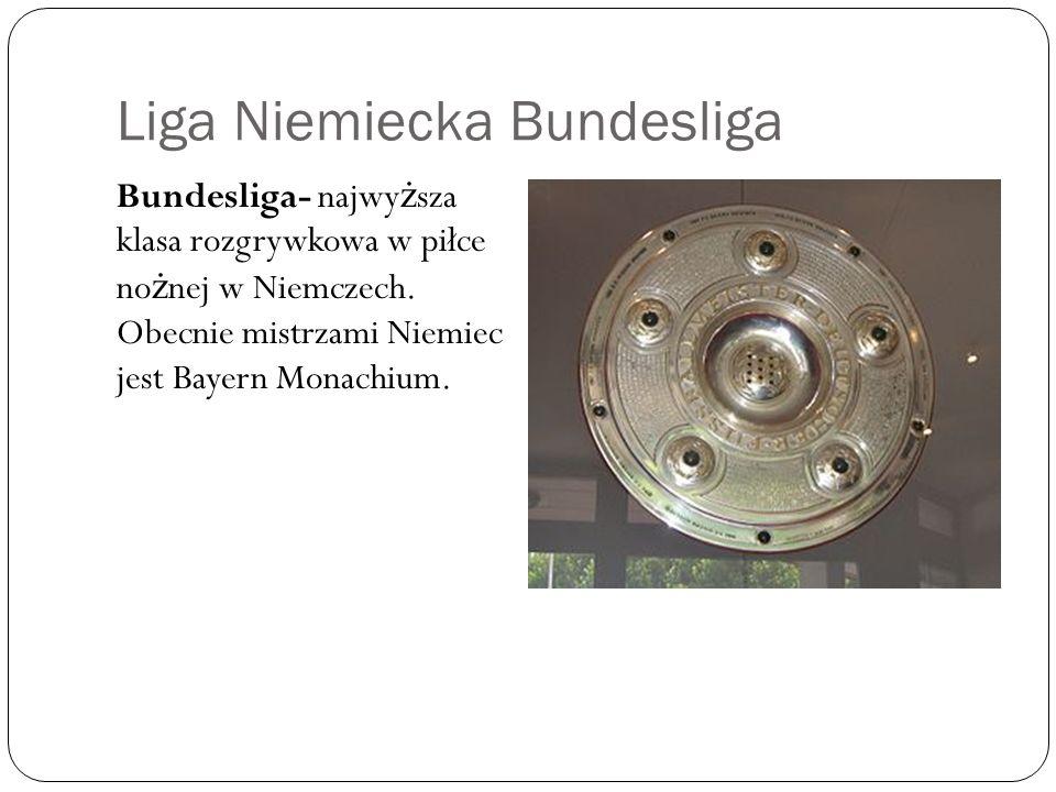 Liga Niemiecka Bundesliga