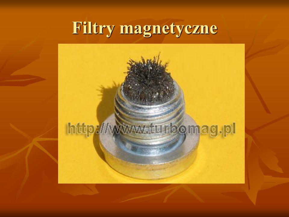 Filtry magnetyczne