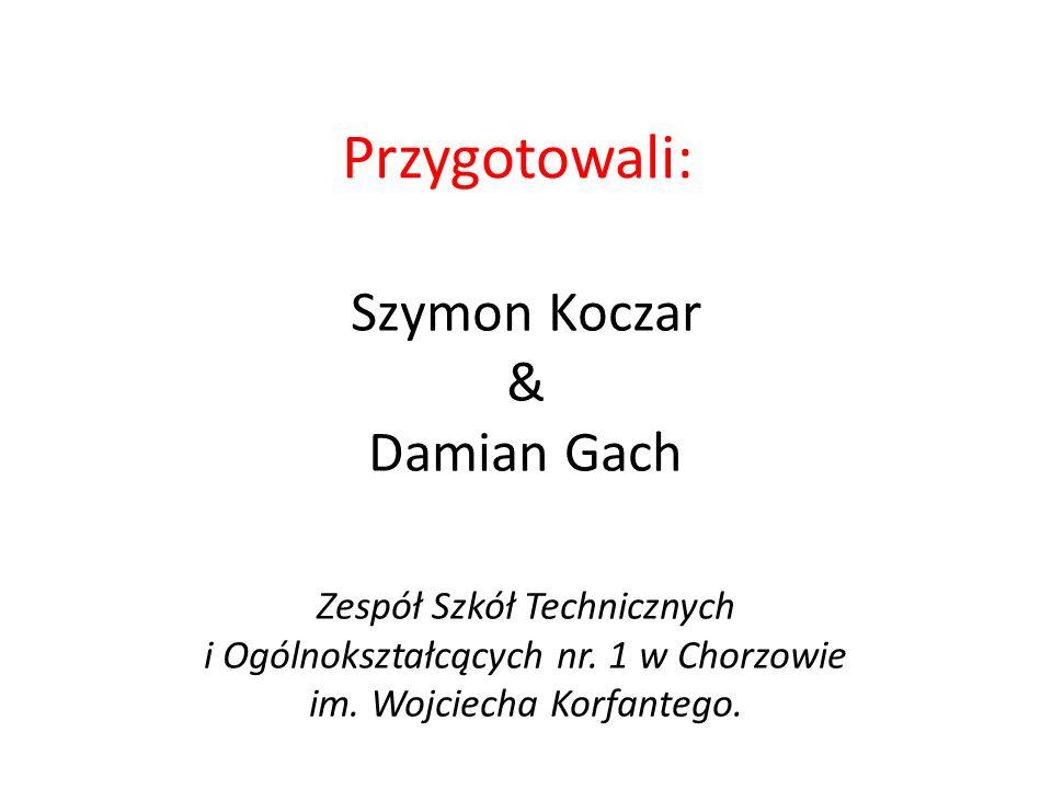 Szymon Koczar & Damian Gach