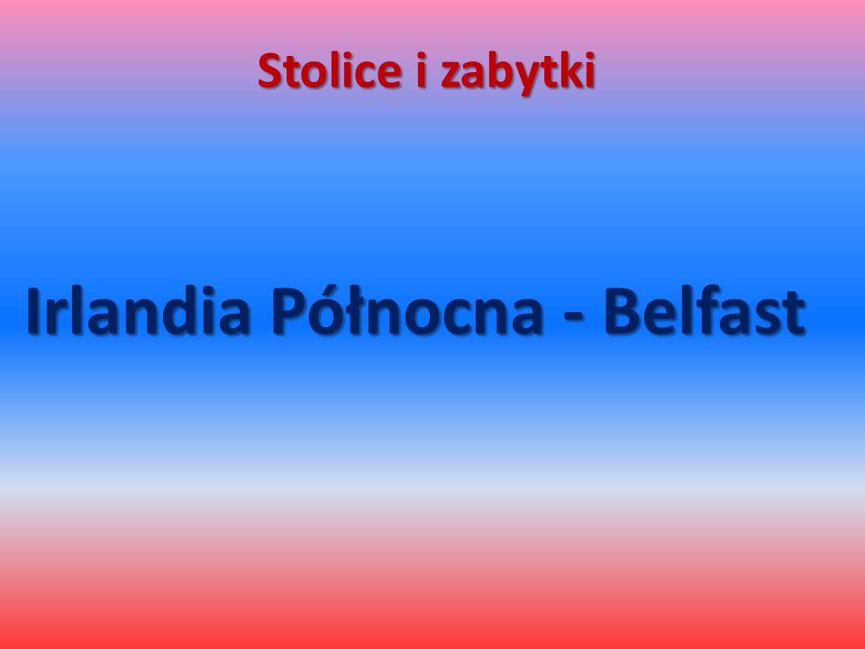 Irlandia Północna - Belfast