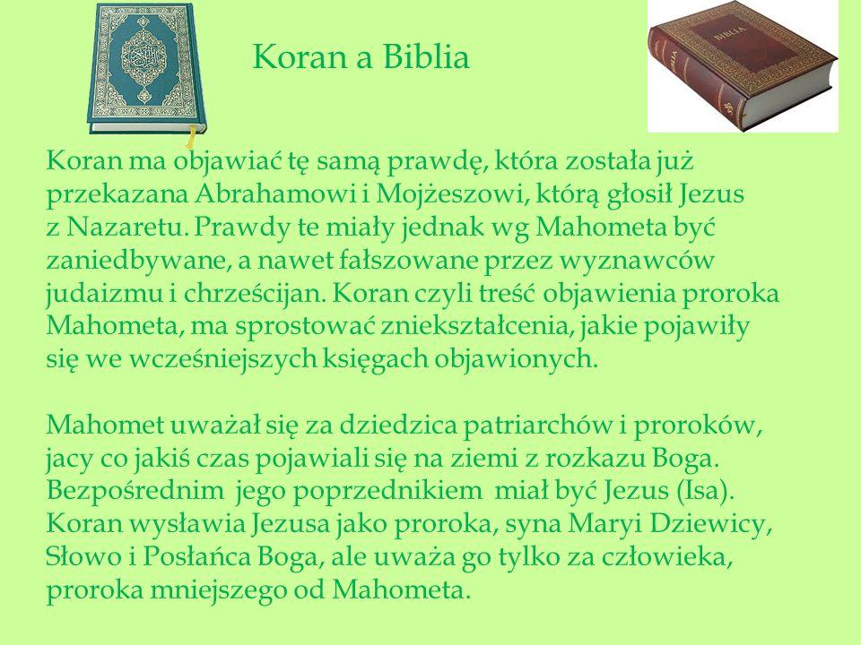 Koran a Biblia