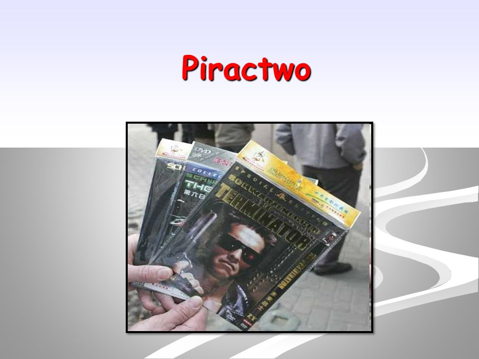 Piractwo