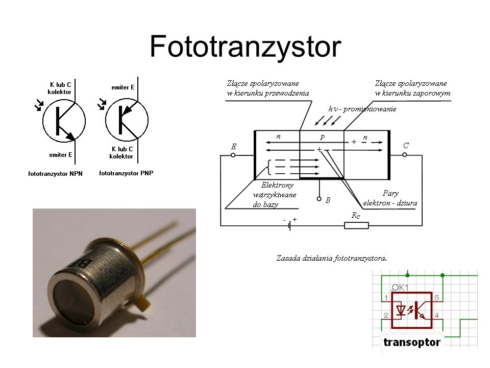 Fototranzystor