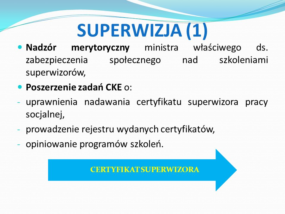 CERTYFIKAT SUPERWIZORA