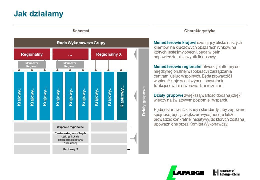 Centra usług wspólnych (zakres i skala działalności zostaną określone)