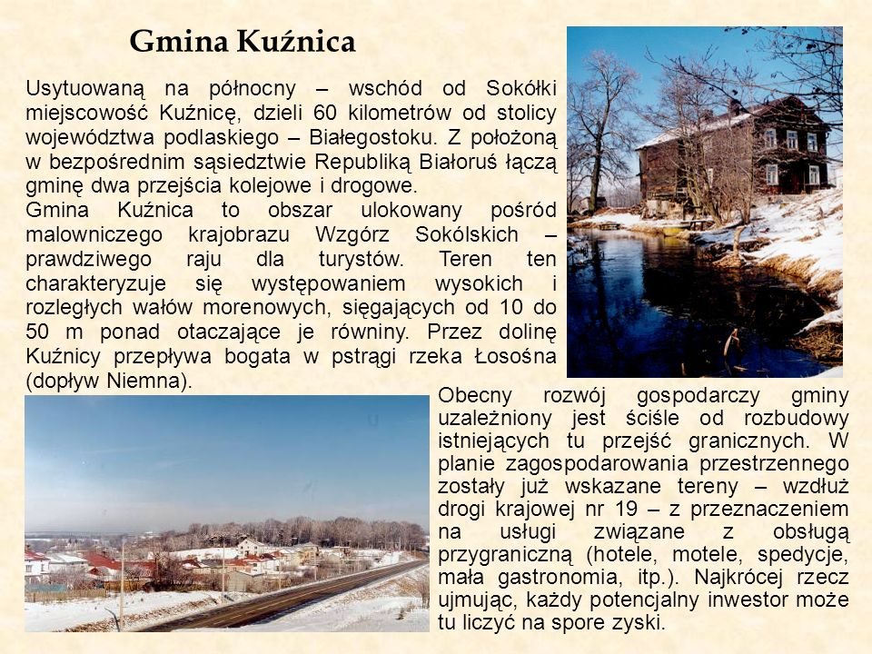 Gmina Kuźnica