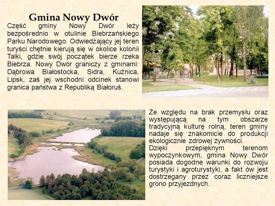Gmina Nowy Dwór