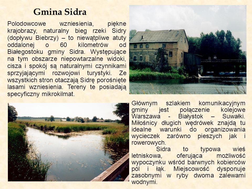 Gmina Sidra