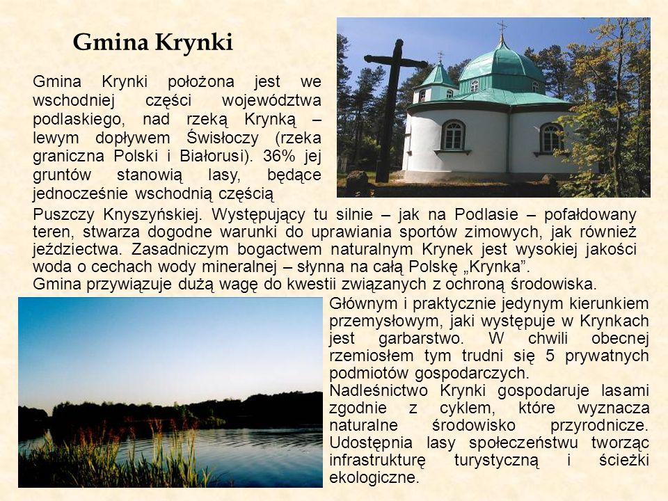 Gmina Krynki
