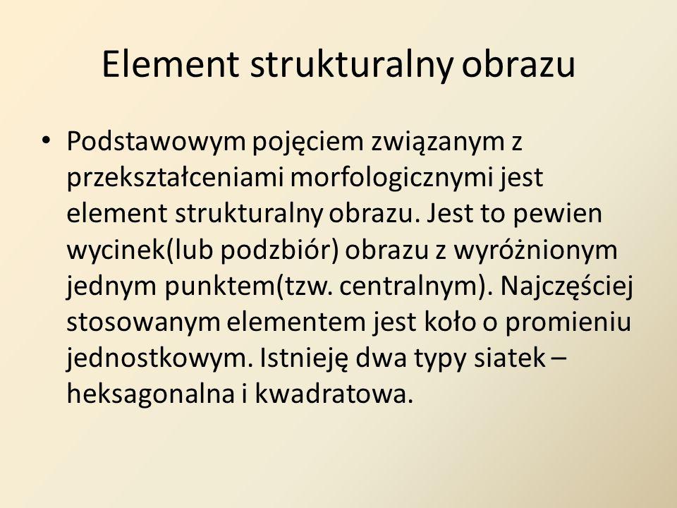 Element strukturalny obrazu