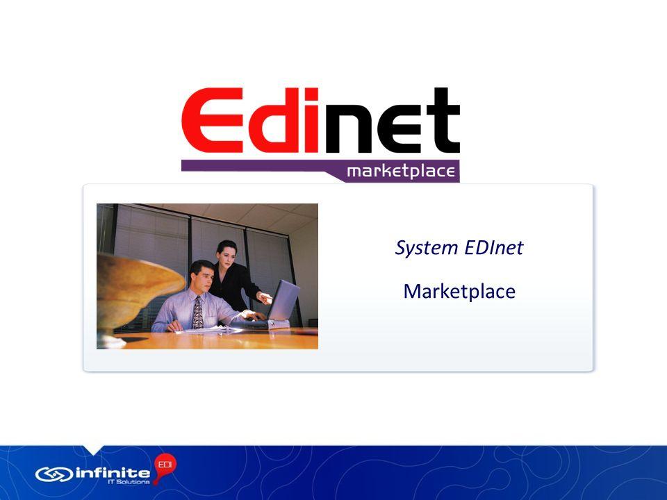 System EDInet Marketplace