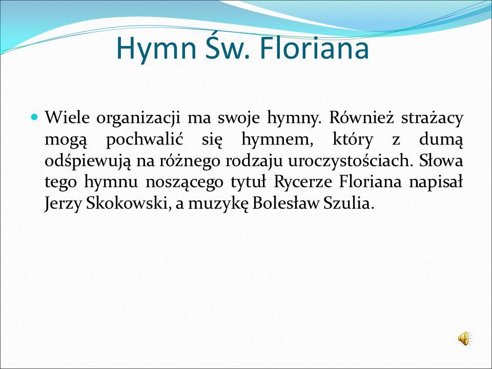 Hymn Św. Floriana