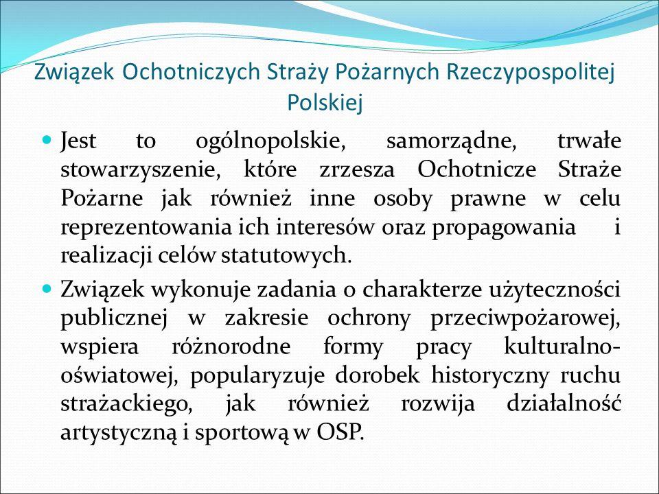 Związek Ochotniczych Straży Pożarnych Rzeczypospolitej Polskiej