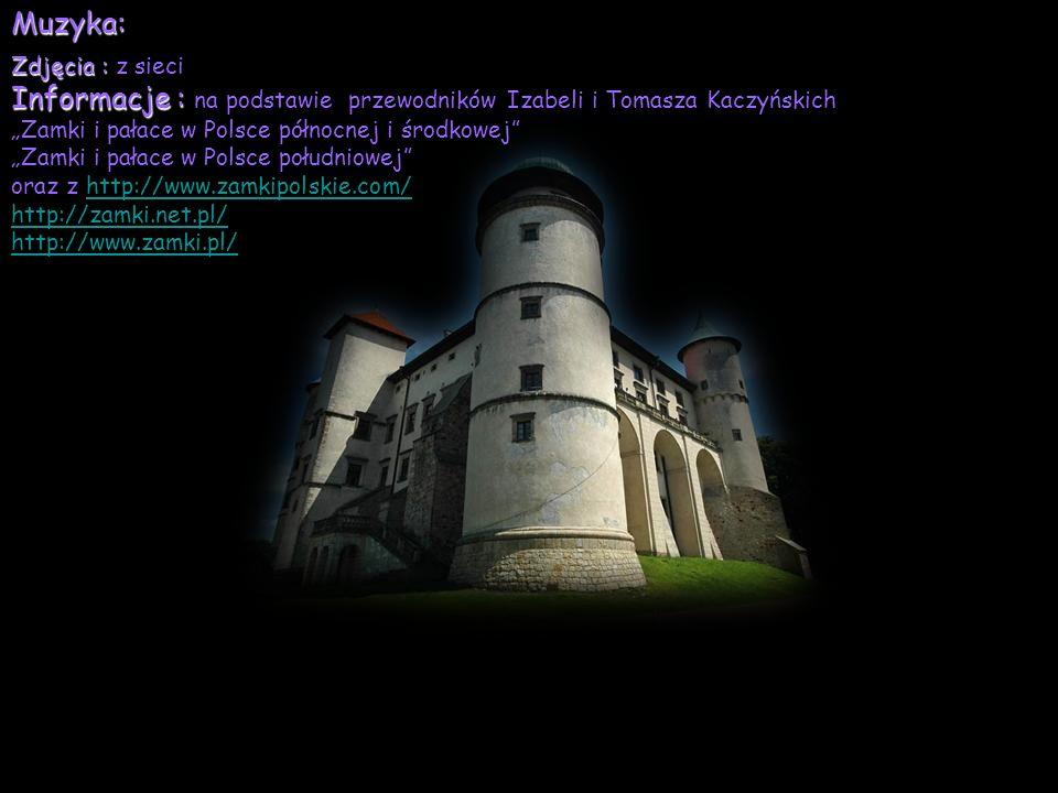 Informacje : na podstawie przewodników Izabeli i Tomasza Kaczyńskich