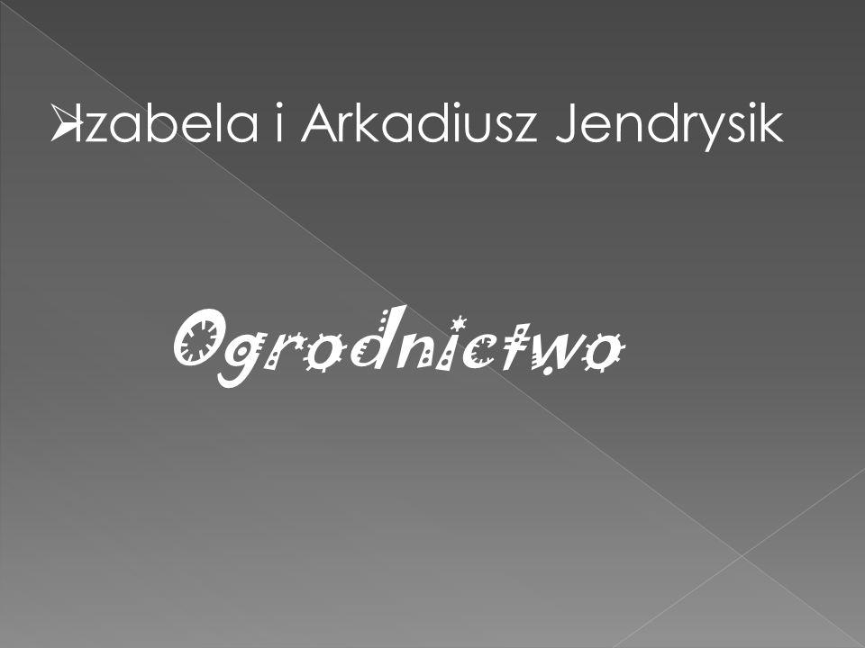 Izabela i Arkadiusz Jendrysik