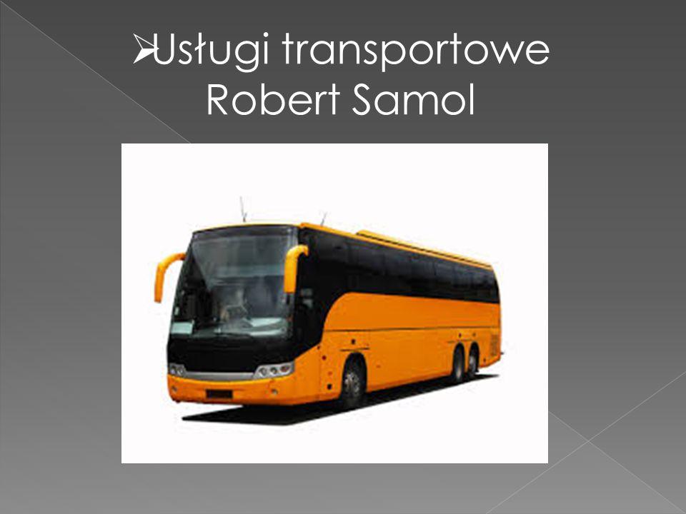 Usługi transportowe Robert Samol