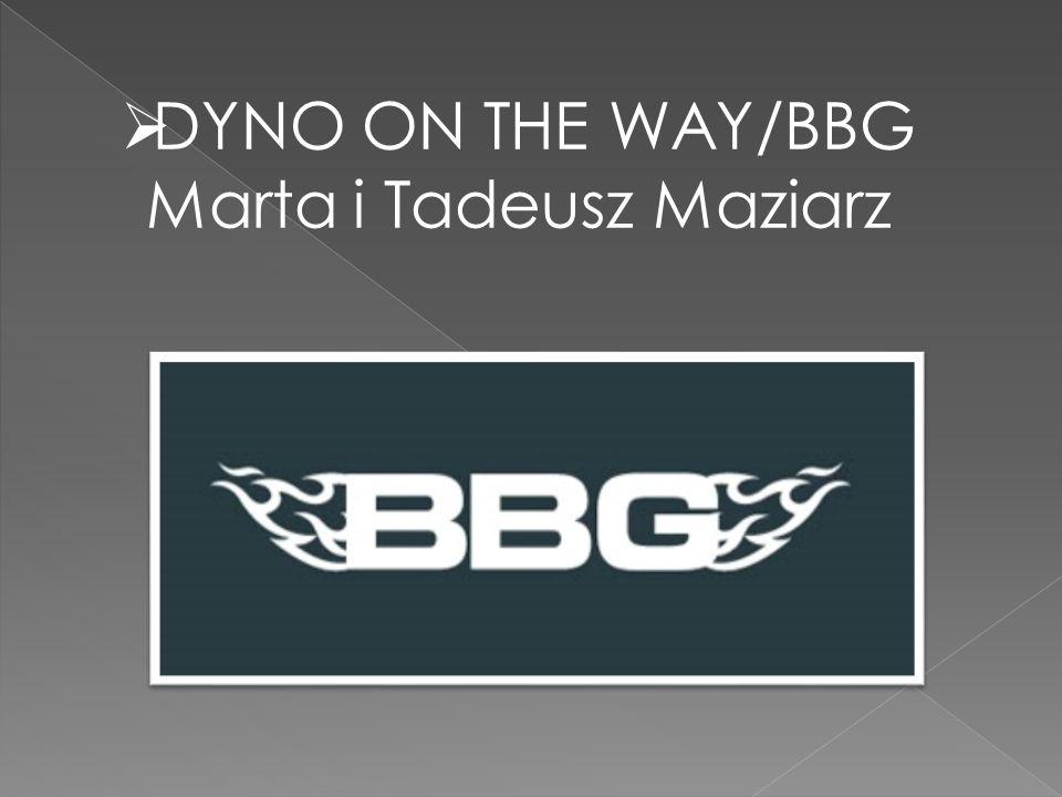 Marta i Tadeusz Maziarz