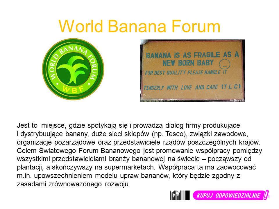 World Banana Forum