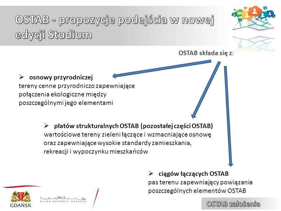 OSTAB - propozycje podejścia w nowej edycji Studium