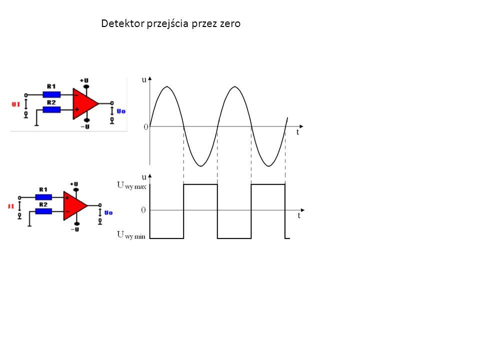 Detektor przejścia przez zero