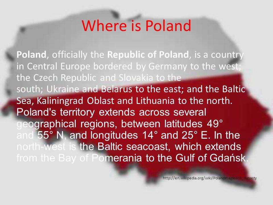 Where is Poland