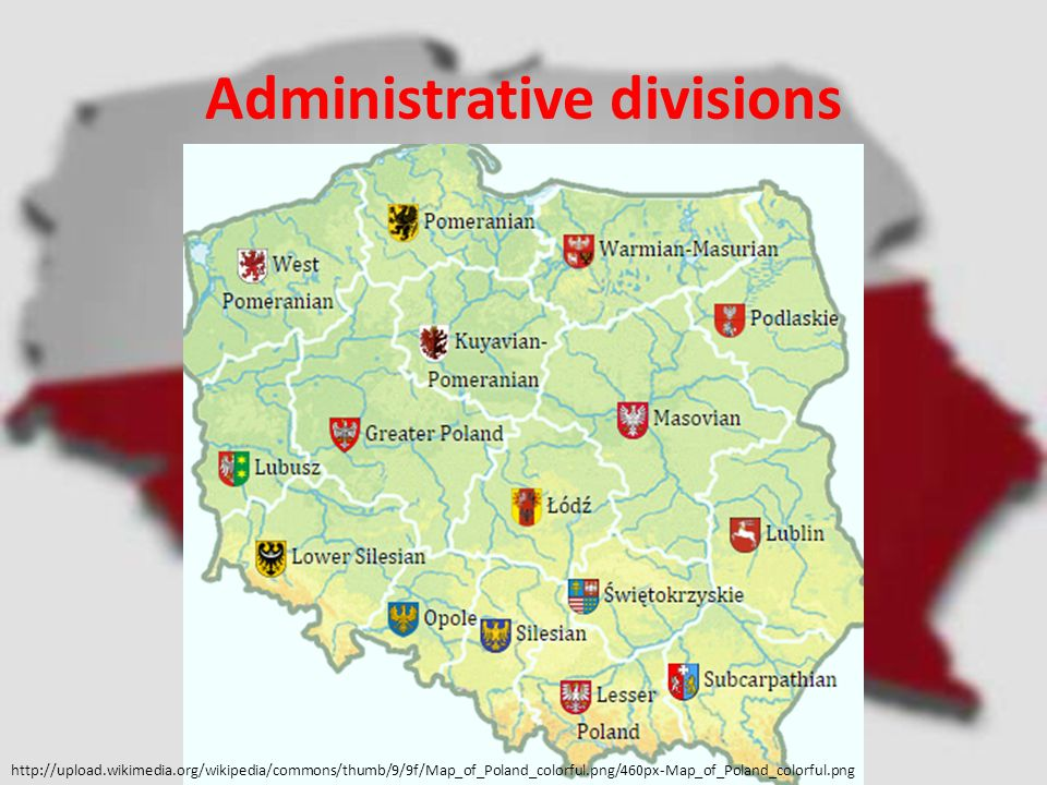 Administrative divisions