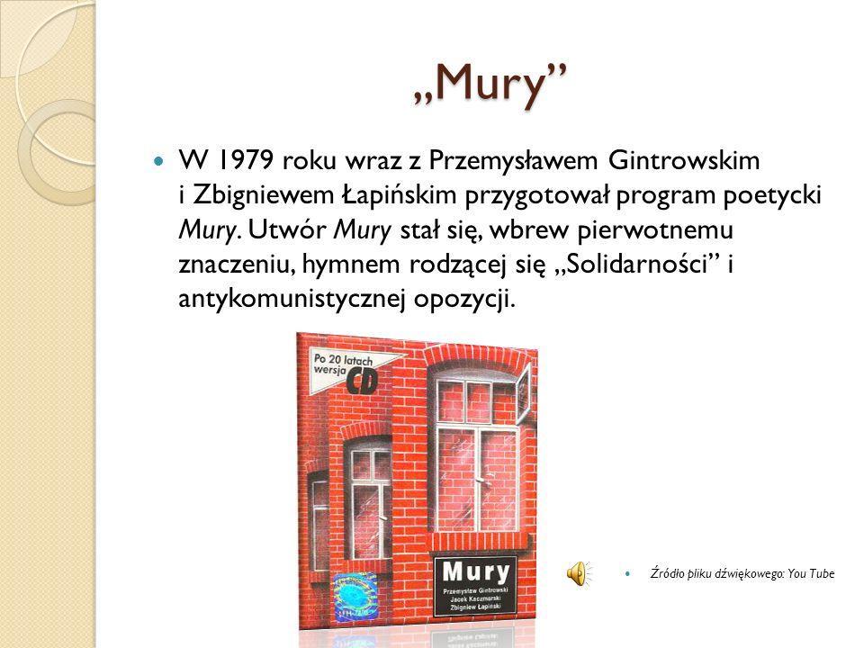 ,,Mury