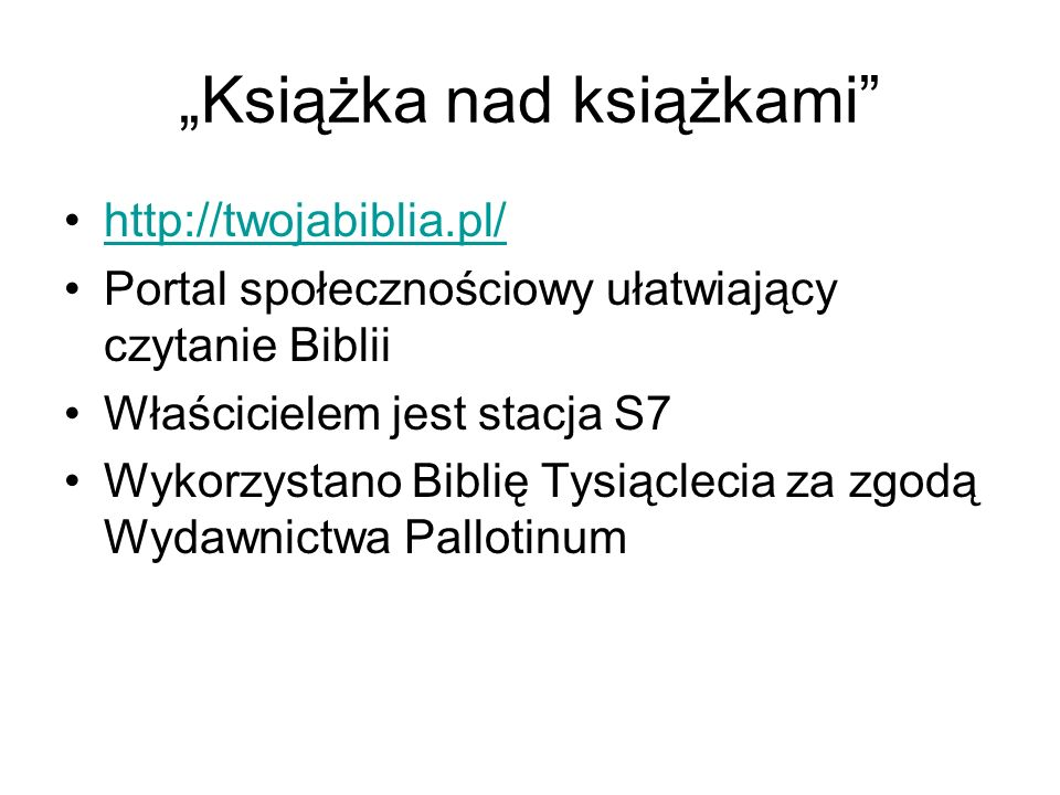 """""""Książka nad książkami"""