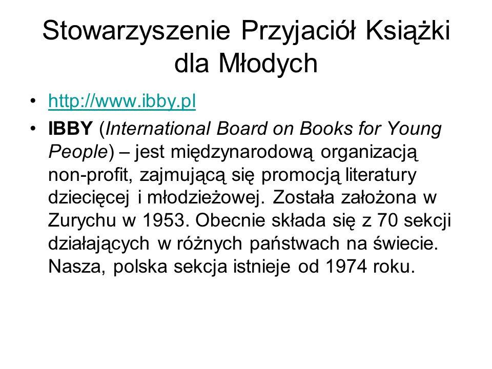 Stowarzyszenie Przyjaciół Książki dla Młodych